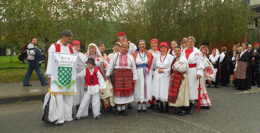 Hodočašće Majci Božjoj Bistričkoj 2014.g. :